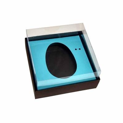 Caixa ovo de colher 100g/150g - colorida