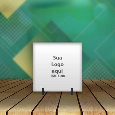 Azulejo Personalizado - Logomarca