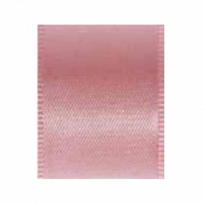 Fita de cetim 22 mm - rosa antigo
