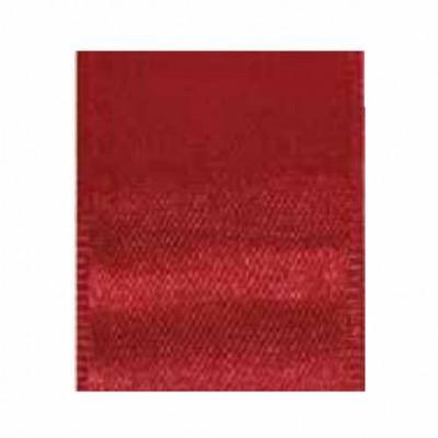 Fita de cetim 22 mm - vermelho escuro