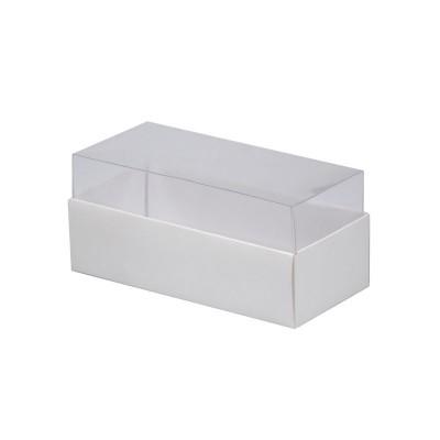 Caixa para 3 macarons - Branca