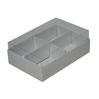 Caixa para 8 macarons - Branca