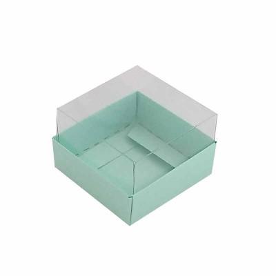 Caixa 1 macaron - Verde Bebê