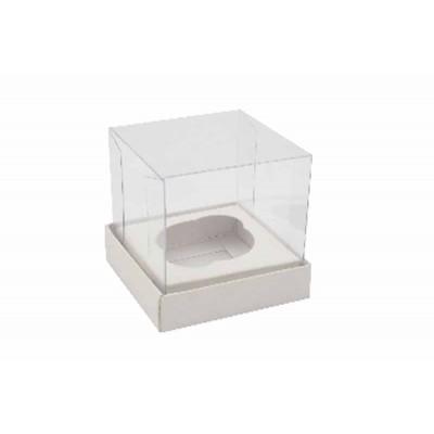 Caixa Mini Cupcake - Branca