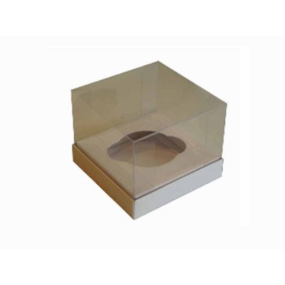 Caixa especial Cupcake - Branca