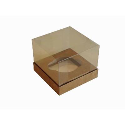 Caixa especial Cupcake - Kraft