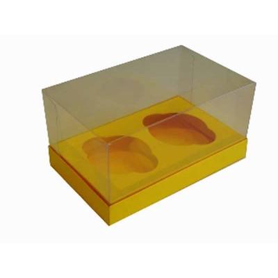 Caixa Amarela 2 Cupcakes