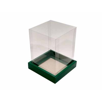 Caixa Panetone 250g - Verde