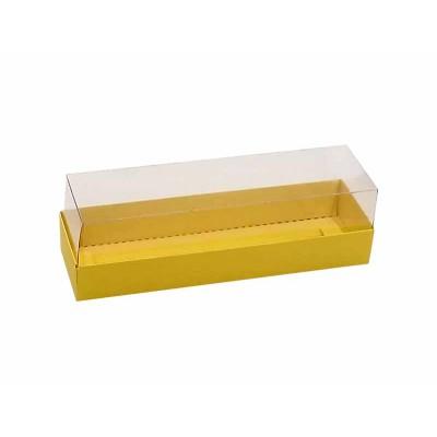 Caixa 5 macarons - Amarela